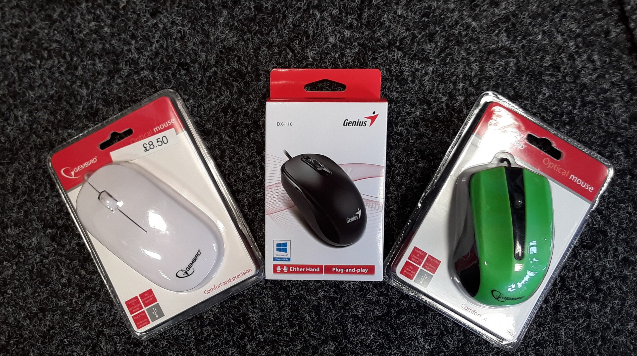 USB Mice